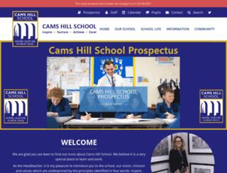 camshill.com screenshot