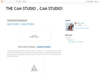 camstud.blogspot.com screenshot