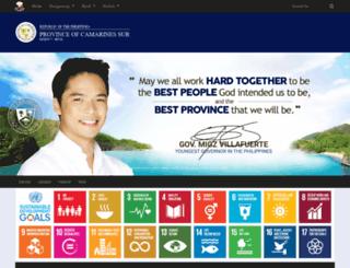 camsur.com screenshot