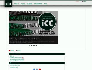 can-cia.org screenshot