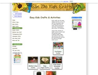 can-do-kids-crafts.com screenshot