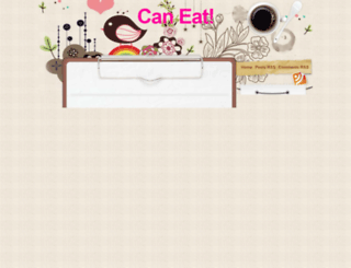 can-eat.blogspot.com screenshot