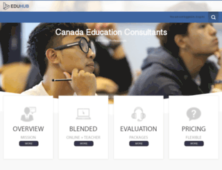 can-ed-consultants.com screenshot