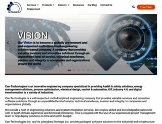can-technologies.com screenshot