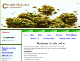 canabis-care.com screenshot