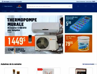 canac.ca screenshot