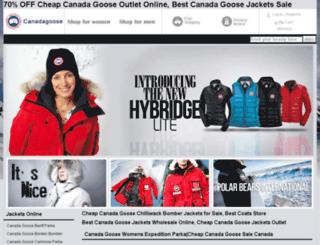 canada-goose-online-canada.com screenshot