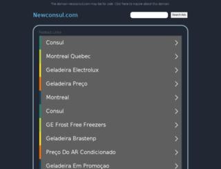 canada.newconsul.com screenshot