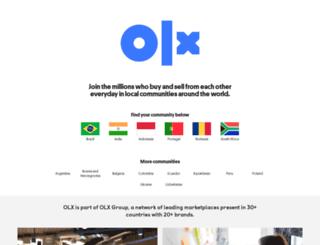 canada.olx.com screenshot