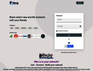 canadablacks.com screenshot