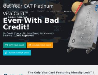 canadacreditcard.ca screenshot