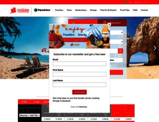 canadatransfers.com screenshot