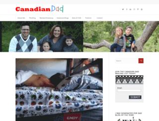 canadiandad.com screenshot