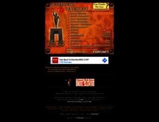 canakkale.gen.tr screenshot