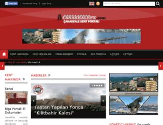 canakkale.mekan360.com screenshot
