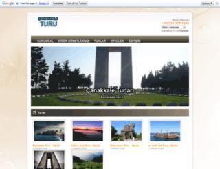 canakkaleturu.canakkale.net.tr screenshot