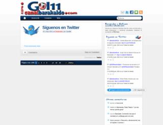 canalbarakaldo.com screenshot