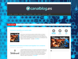 canalblog.es screenshot
