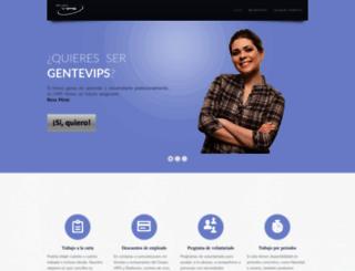 canalempleo.grupovips.com screenshot