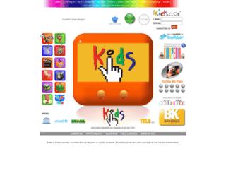 canalkids.com.br screenshot