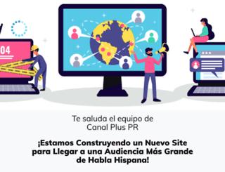 canalpluspr.com screenshot