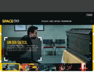 canalspace.tv screenshot