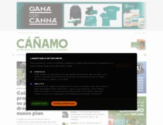 canamo.net screenshot