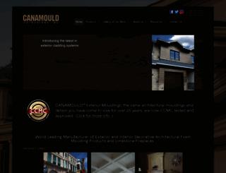 canamould.com screenshot