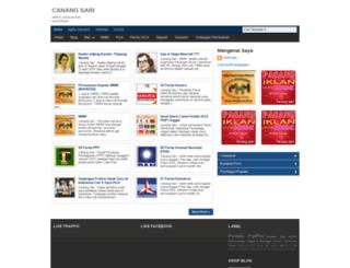 canangbanten.blogspot.com screenshot