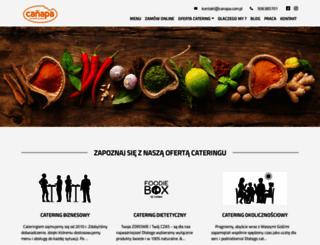 canapa.com.pl screenshot