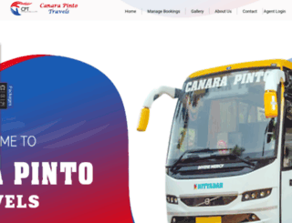 canarapinto.com screenshot