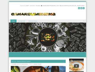 canardumekong.com screenshot