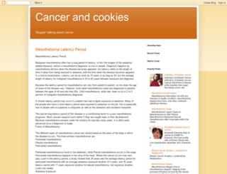 cancerandcookies.blogspot.com screenshot