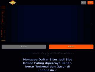 cancrime.com screenshot