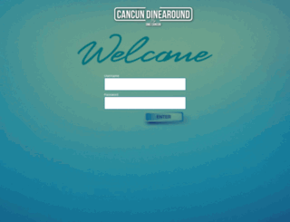 cancundinearound.com screenshot