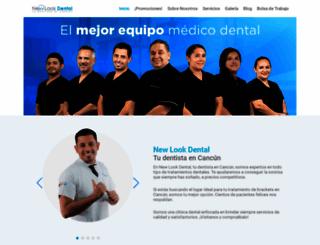 cancuntopdental.com screenshot