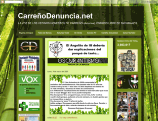 candasdenuncia.blogspot.com screenshot