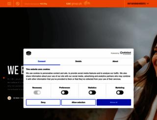 candcgroupplc.com screenshot