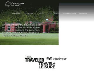 candelariadelmonte.com.ar screenshot