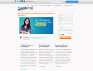 candidatedirect.com screenshot