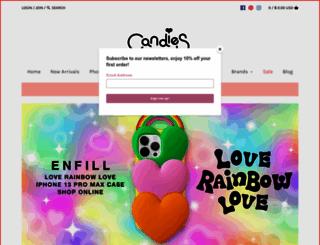 candies-gifts.com screenshot