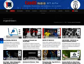 candilradio.com screenshot