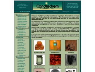 candlechem.com screenshot