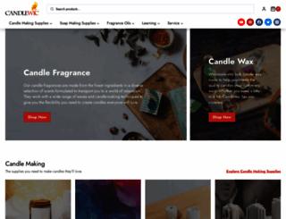 candlewic.com screenshot