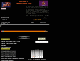 candohelperpage.com screenshot