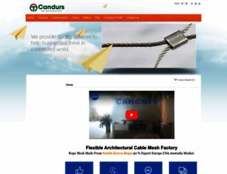 candurs.com screenshot