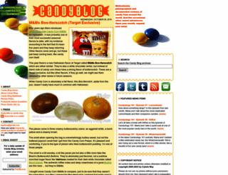 candyblog.net screenshot