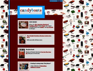 candyboots.com screenshot