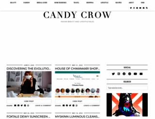 candycrow.com screenshot