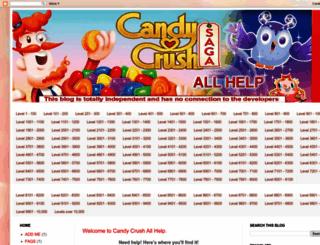candycrushsagaallhelp.blogspot.com screenshot